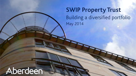Building a diversified portfolio - SWIP Property Trust from Aberdeen