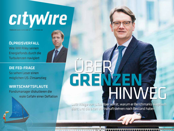 Citywire Deutschland Magazine Issue 7