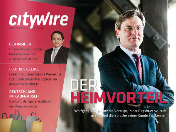Citywire Deutschland Magazine Issue 9