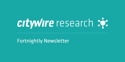 Citywire Research Newsletter