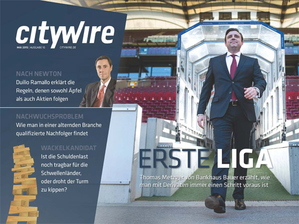 Citywire Deutschland Magazine Issue 10