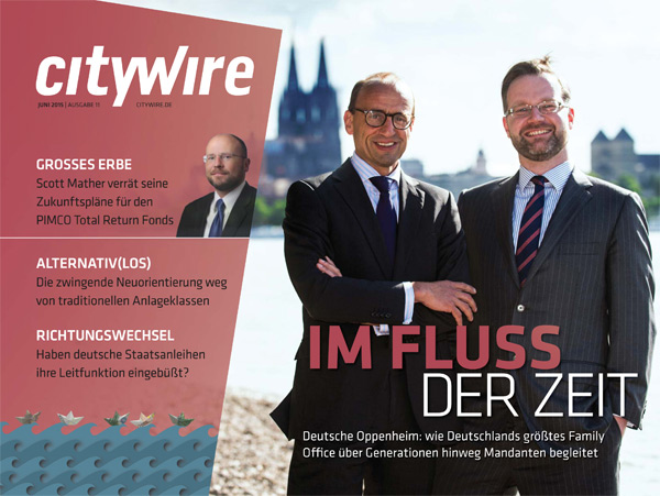 Citywire Deutschland Magazine Issue 11