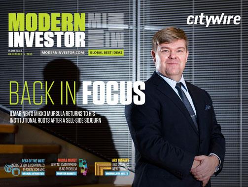 Modern Investor Magazine