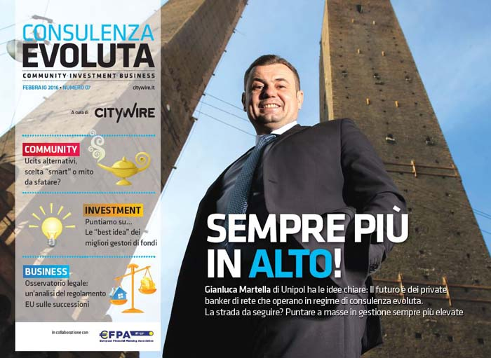Citywire Consulenza Evoluta magazine Issue 7